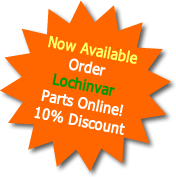 Now Available! Order Lochinvar Parts Online!